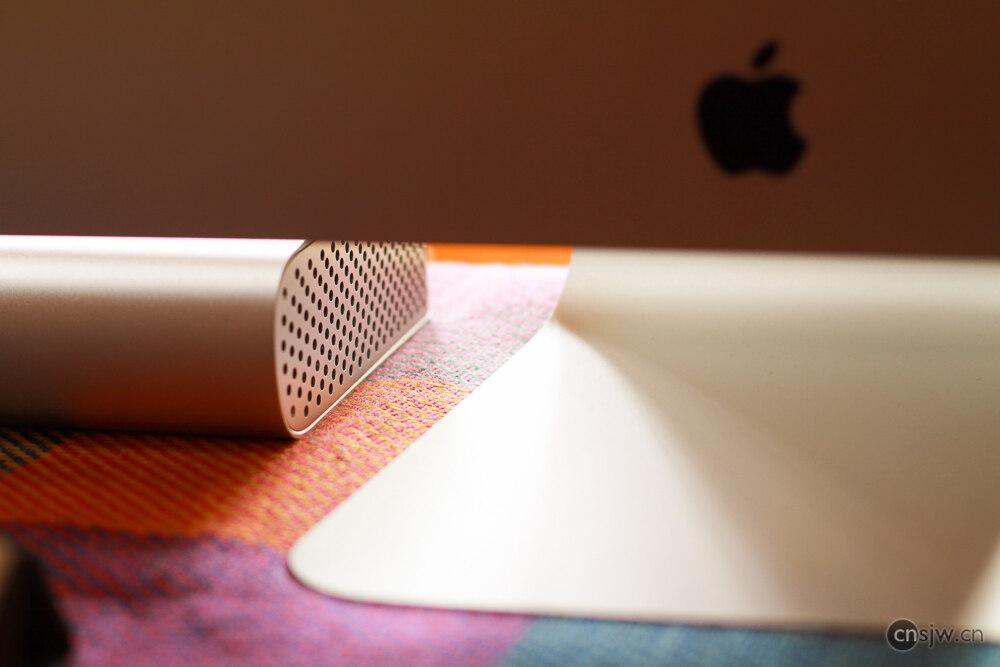 阳光穿过iMac