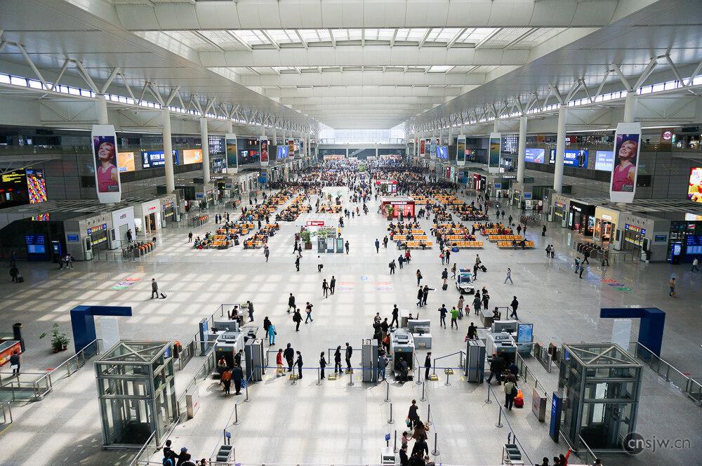 上海虹桥火车站