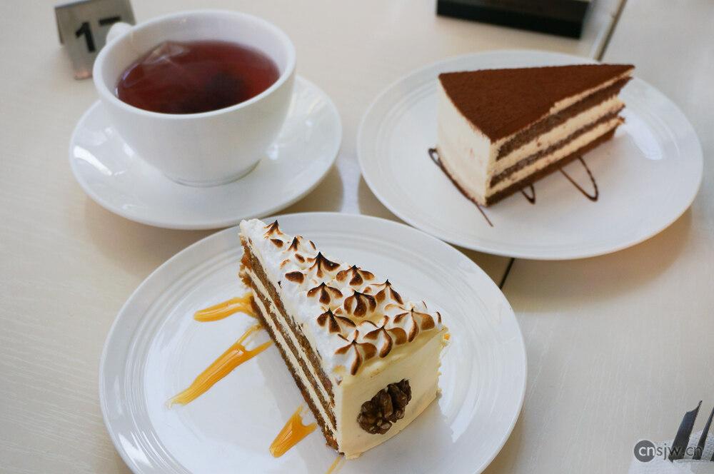 胡萝卜蛋糕,提拉米苏